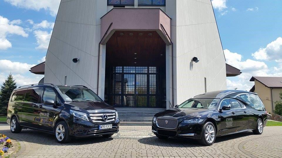 Mercedes i Jaguar CERBER