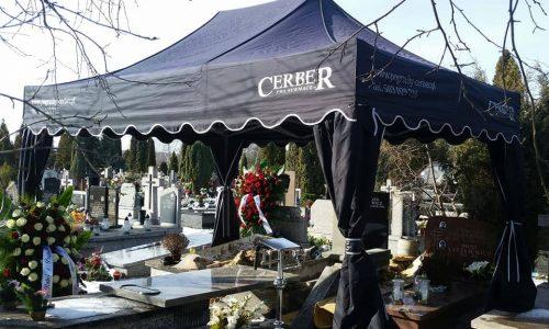 Ceremonia Pogrzebowa na Cmentarzu Północnym w Sali A - Wólka Węglowa 3
