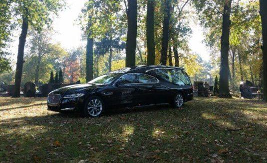 Jaguar CERBER Tarczyn