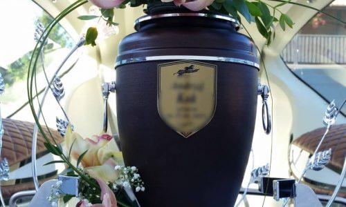 pogrzeb z urną